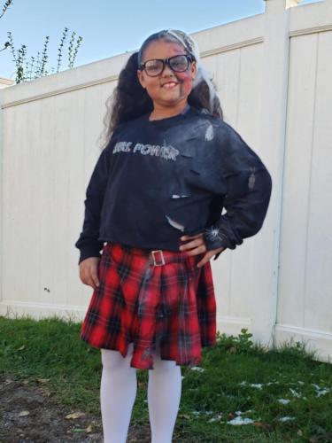 Jazmyne-DeSorbo-as-Half-Dead-School-Girl-